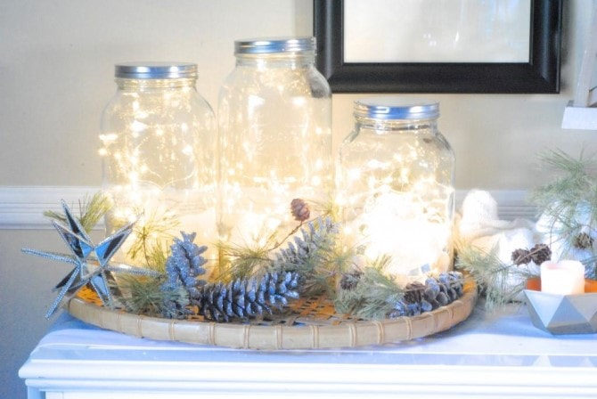 Easy Christmas Crafts - Classy