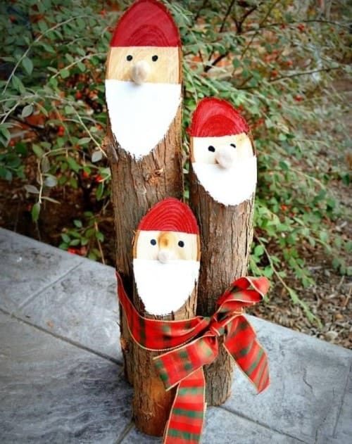 Easy Christmas Crafts - Nisse