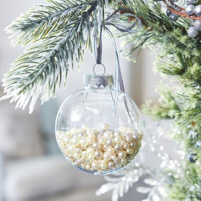 Easy Christmas Crafts - Pearl