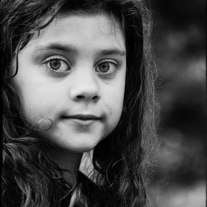 Portrait Photography Tips - Eyes