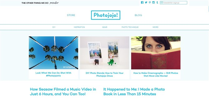 Photography Blogs - 6