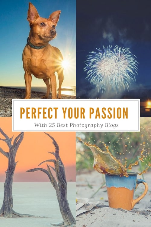 Perfect Your Passion With 25 Best Photography Blogs
