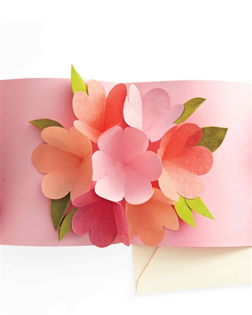 Mothers Day Crafts For Kids - Pop Up Card