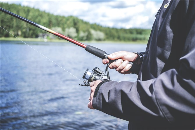 Gift Ideas For Grandparents - Go Fishing