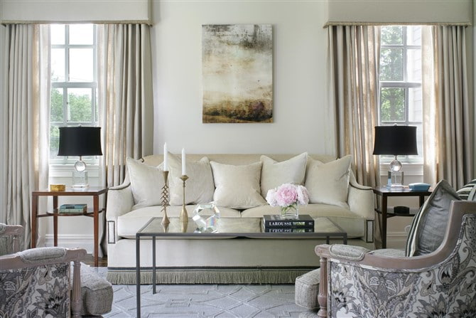Small Living Room Decorating Ideas - Use Neutral Colors