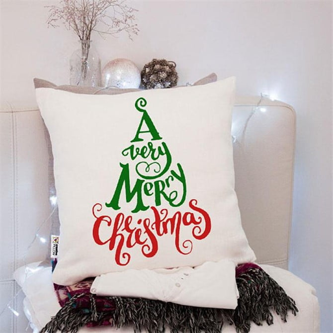 Christmas Present Ideas 2017 - Pillow