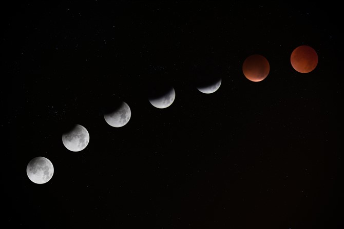 How To Photograph The Moon - Learn The Moon Phases