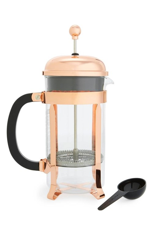 Housewarming Gift Ideas - French Press Coffee Maker