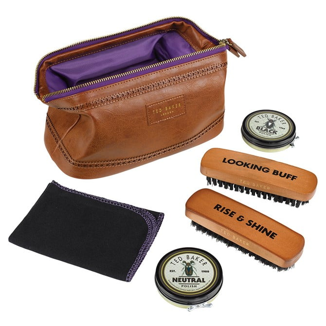 Retirement Gifts - Shoe Shine Kit