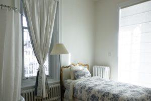 light windows Hamptons home