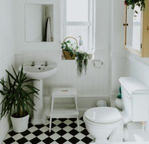 bathroom weatherboards