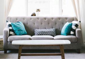 interiors trends geometric pattern