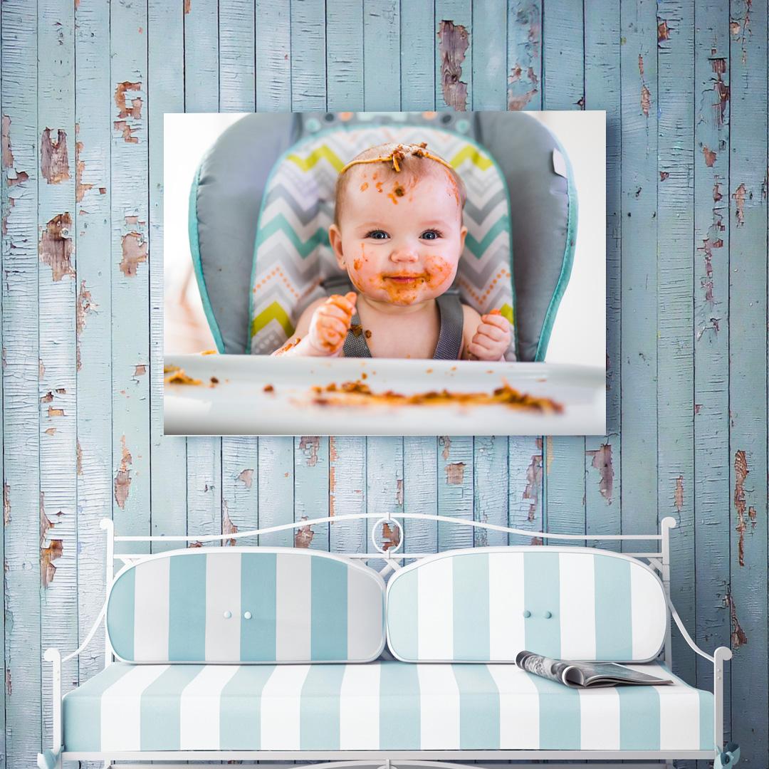 custom photo gifts baby image