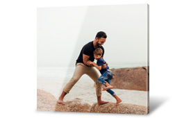 Acrylic Glass Prints - Square - Canvas Printers Online Pty Ltd