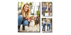Canvas Print Wall Displays - (1) 55 x 75cm & (2) 25 x 35cm