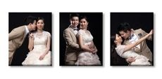 Canvas Print Wall Displays - (3) 40 x 50cm