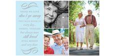 Themed Collage Photos - Memorial